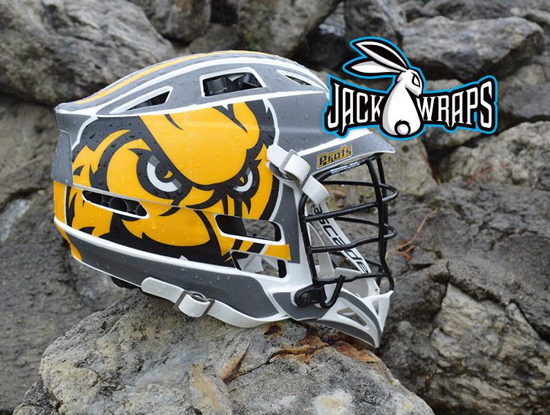 Lacrosse Helmet Decals Team Fitz Graphics